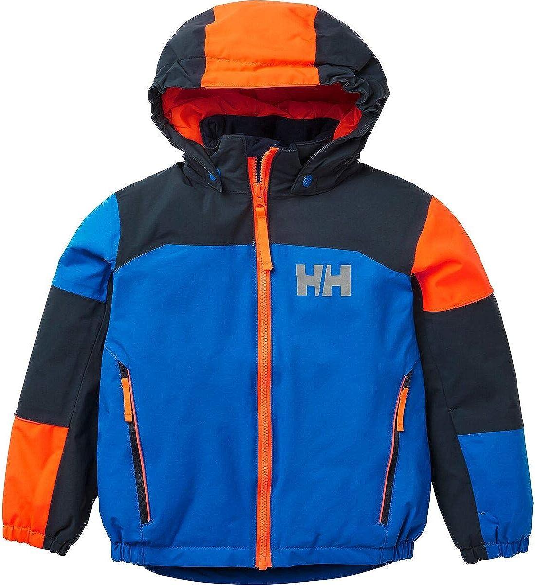 Bambini Unisex Helly Hansen Rider 2 Ins Jacke Giacca per bambini