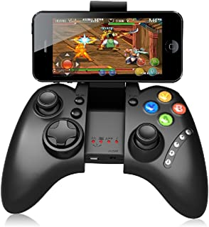 ZOMTOP 新しいBluetoothコントローラIpega PG-9021ワイヤレスゲームパッドジョイスティックfor PC iPad iPhone Samsung Android iOS