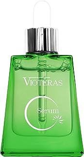 VIOTERAS (ヴィオテラス) Cセラム 美容液 20ml 約1カ月分 エイジングケア スキンケア シミ ほうれい線 肌荒れ 黒ずみ 対策 日本製