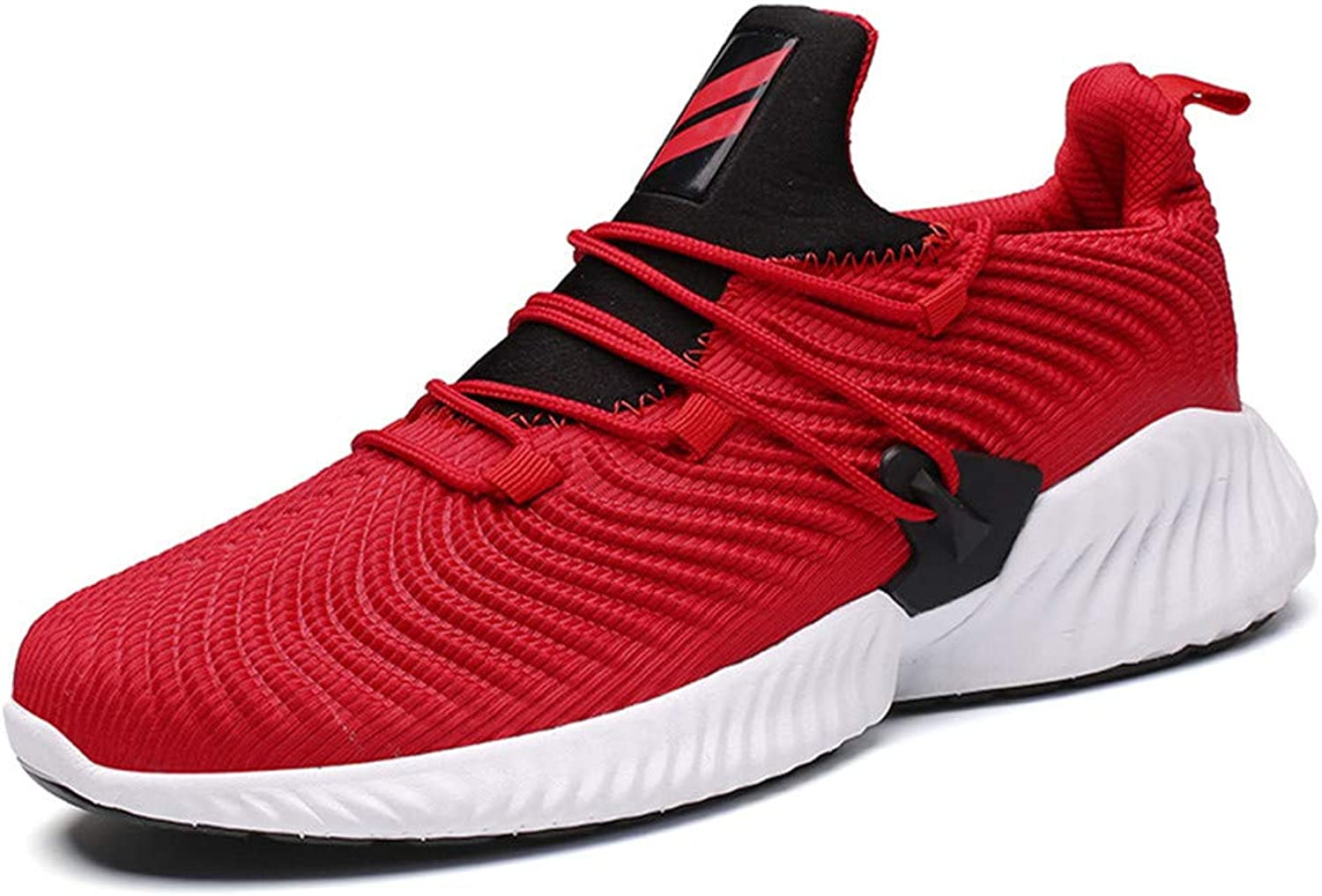 Lxmhz Sneakers Running for Mens, Sports shoes Air Trainers Fitness Casual Walk Gym Jogging Athletic Sneakers Gym Casual Tennis Walking shoes