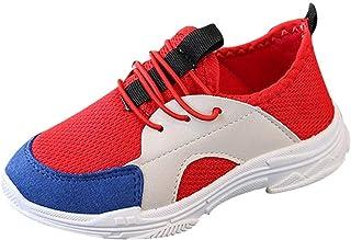 Chaussures de Sport Enfants Baskets Mode Garçon Chaussures de Running Fille Chaussures Basses Garçon Chaussures de Running...