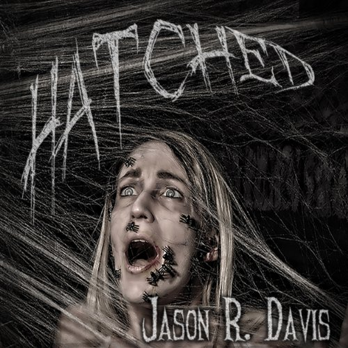 Hatched audiobook cover art