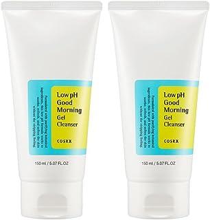 (2個セット) x COSRX 弱酸性 グッドモーニング ジェルクレンザー Low PH Good Morning Gel Cleanser [韓国直送品]
