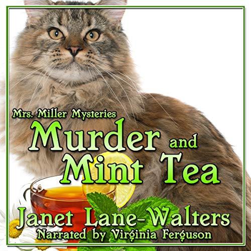 Couverture de Murder and Mint Tea