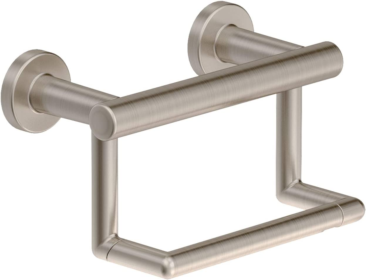 Symmons 353GBTP-STN Dia ADA Wall-Mounted Toilet Holder in Paper Cheap mail Direct store order specialty store