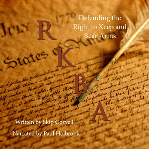RKBA audiobook cover art