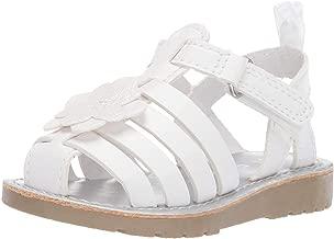 carter's Girls' Evonne Fisherman Dress Sandal,