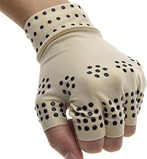Paar van Artritis Druk Magnetische Pijn Naakt Relief Therapie Magnetische Handschoenen