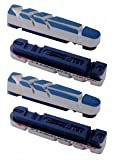 BBB Cycling BBB CarbStop Hochleistungs-Bremsbacken, kompatibel mit BBB CrossStop