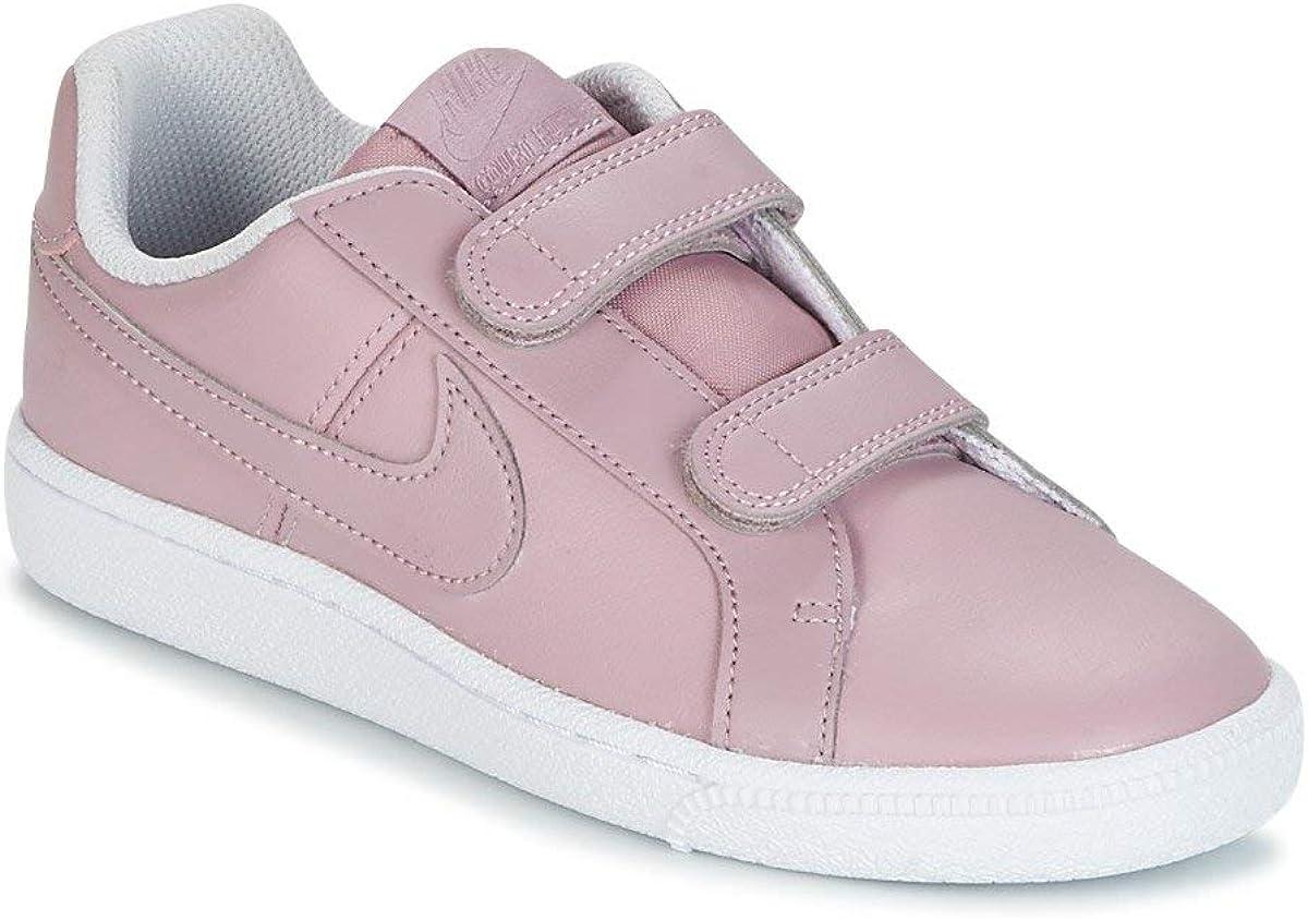 Nike Court Royale (PSV) Elemental Rose/Elemental Rose (2 Y Little Girls)