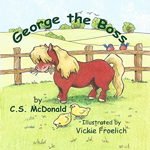 George the Boss audiobook cover art