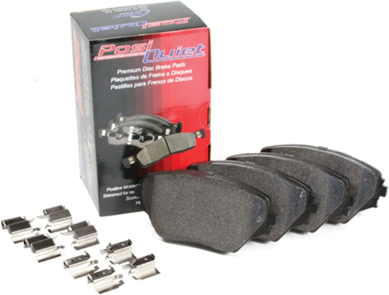 Centric Challenge the lowest price of Online limited product Japan ☆ 106.15210 Posi Quiet Brake Pad Extended Wear