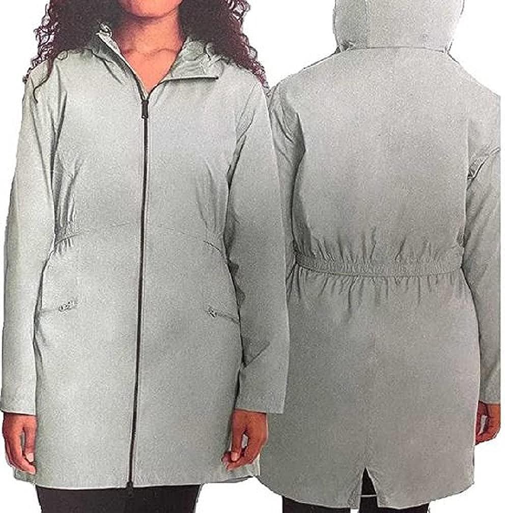 Kirkland Signature Women's Lightweight Max 49% OFF Jacket Omaha Mall Hooded