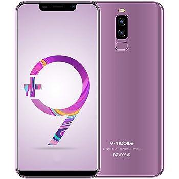 Móvil Libre 4G RAM de 3 GB, Memoria de 16 GB Android 8.1 Teléfono ...