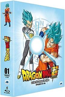 ドラゴンボール超 TV版 コンプリート ブルーレイBOX1 (1-46話, 1150分) [Blu-ray リージョンB](輸入版)