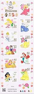 グリーティング切手 平成27年 ディズニーキャラクター プリンセス 82円切手シート