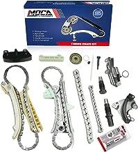 MOCA Timing Chain Kit for 1997-2010 Ford Explorer & 01-08 Mazda B4000 & 98-10 Mercury Mountaineer 4.0L SOHC V6 12V E K Vin