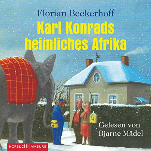 Karl Konrads heimliches Afrika  By  cover art