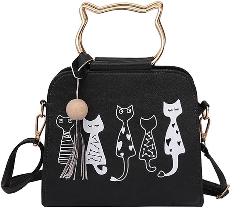 ASHIJIN Animal Messenger Bag Women Bags Shoulder Pattern Crossbody Bag