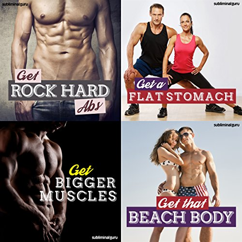 Body Building Subliminal Messages Bundle cover art