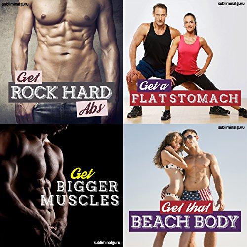 Body Building Subliminal Messages Bundle cover art