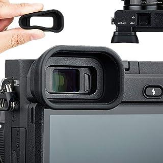 アイカップ 接眼レンズ 延長型 Sony A6400 A6500 A6600 対応 FDA-EP17 アイピース 互換 ファインダー 保護