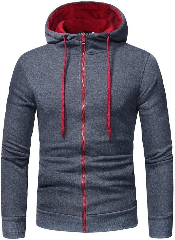 Cloudless Mens Long Long Long Sleeve Hoodie Hooded Sweatshirt Tops