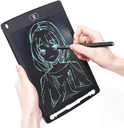 LCD Writing Tablet, 8.5 inch Electronic Drawing Tablet and Writing Board, Writing Board Handwriting Paper Doodle Pad for Kids & Adults (New Version)