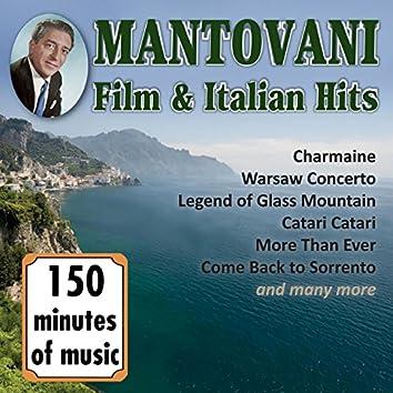 Verdi, Mantovani & Puccini: Film & Italian Hits