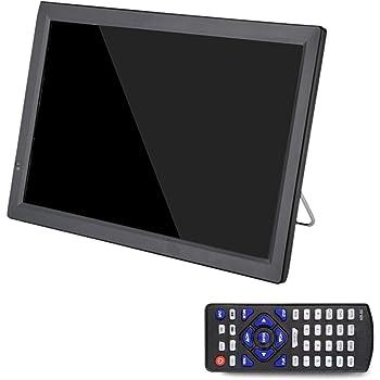TOOGOO D14 TV PortáTil HD de 14 Pulgadas DVB-T2 ATSC TelevisióN ...