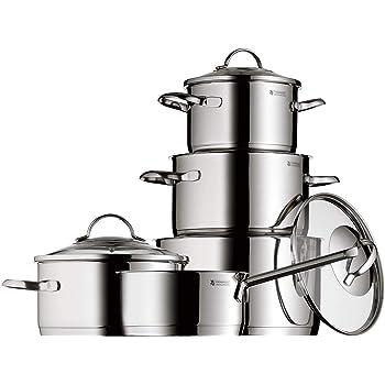 WMF Provence Plus - Batería de Cocina, Acero Inoxidable Cromargan ...