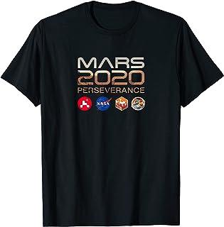 Mission Persévérance de Mars Rover 2020 T-Shirt