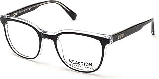 Kenneth Cole KC0800 Eyeglass Frames - Black Frame, 51 mm Lens Diameter KC080051005