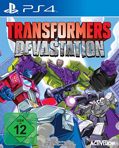 Transformers Devastation - [PlayStation 4]