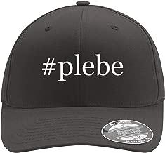 #Plebe - Men's Hashtag Flexfit Baseball Hat Cap