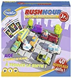 Ravensburger- Rush Hour Junior - Jeu de logique-ThinkFun- A partir de 5 ans-76304