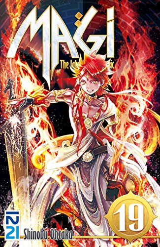 Magi - The Labyrinth of Magic - tome 19