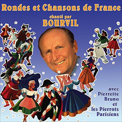 Couverture de Rondes et Chansons de France