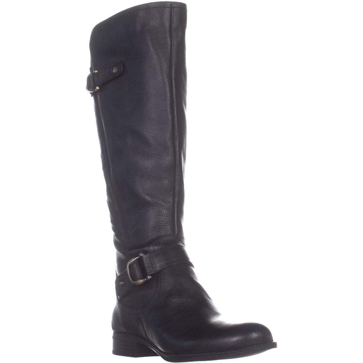 Naturalizer Womens Jillian Boots Black