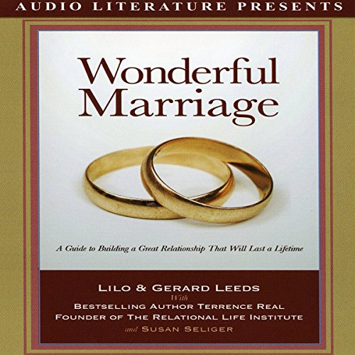 Wonderful Marriage audiobook cover art