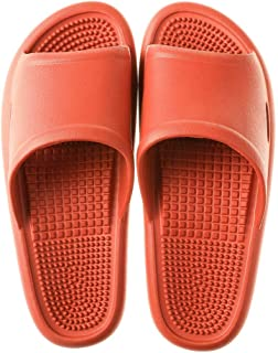 Massage Sandals Reflexology Slippers for Better Health Bathroom Shower Slippers with Shock-Absorbing, House Shoes Spa Footwear Health Sandals