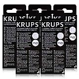 5 pastillas de limpieza KRUPS XS3000