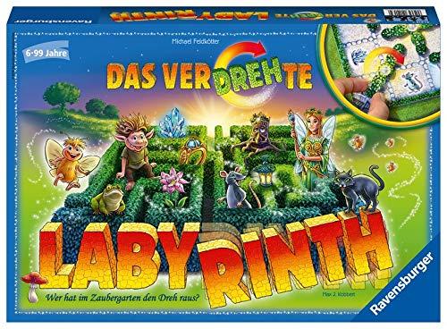 Ravensburger Kinderspiele 21213 - Das verdrehte Labyrinth