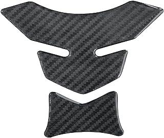/HIGHTECH AVEC Structure visible/ Couvercle de r/éservoir de Pad Film 3D ar-630010/Carbon Noir/ /universel de protection de r/éservoir pour r/éservoirs de Yamaha