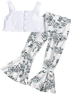 Amazon Es Pantalones Campana Nina Ropa