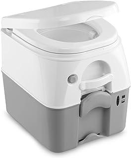 Dometic 301097606 Portable Toilet 5.0 Gallon, Gray
