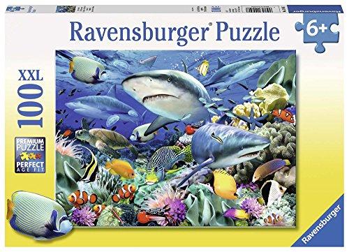 Ravensburger Italy-Puzzle 100 Pezzi, 10951 7