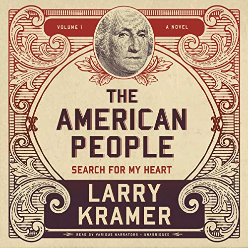The American People, Vol. 1  By  cover art