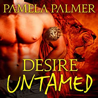 Desire Untamed audiobook cover art