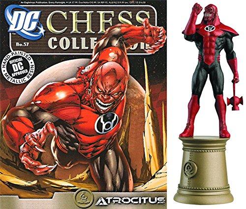 dc comics Chess Figurine Collection Nº 57 Atrocitus